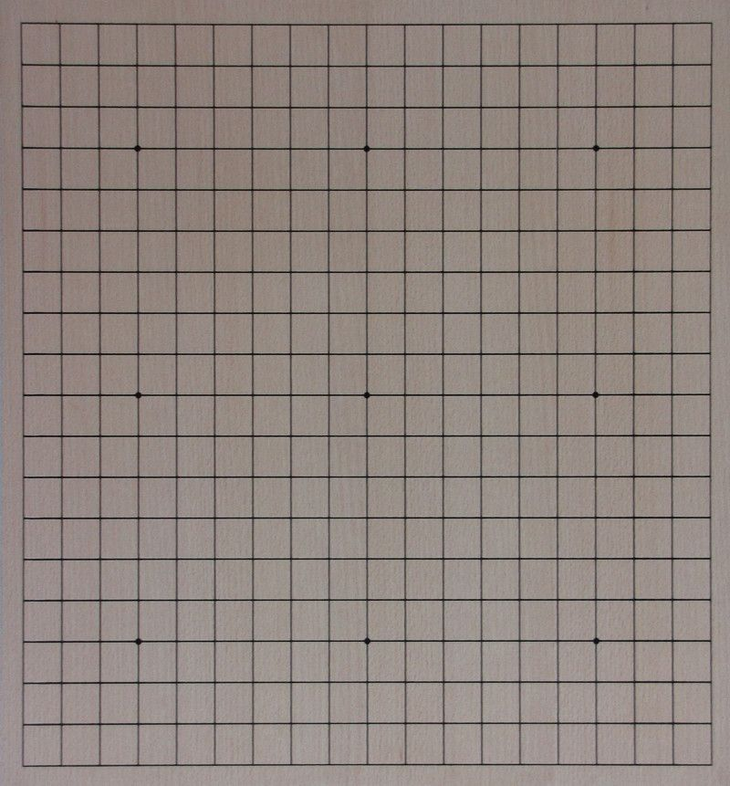 Go Board 19x19, 36 mm
