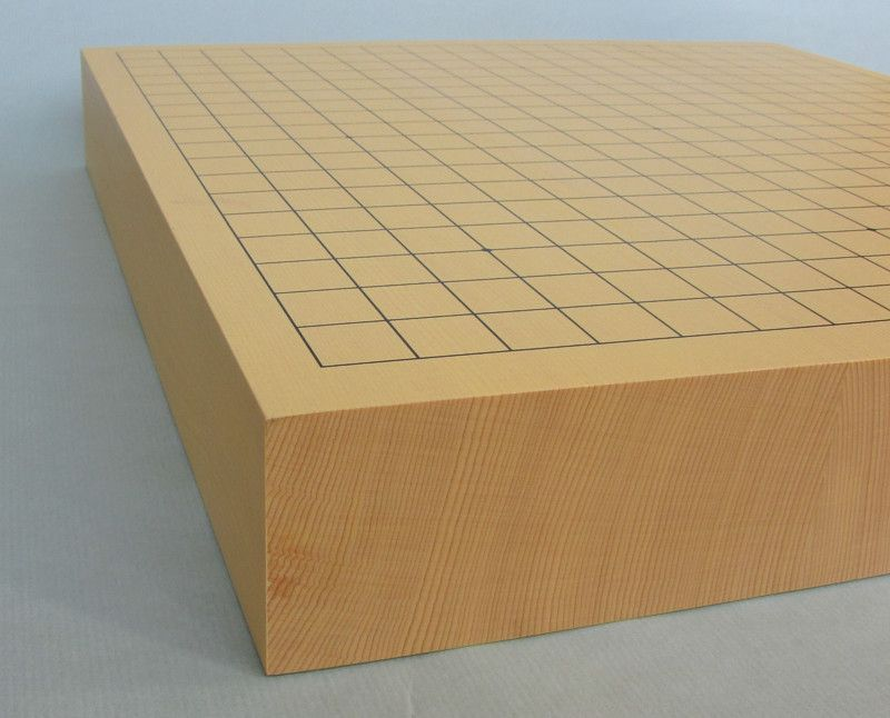 Shin Kaya Go Board 19x19, 60 mm