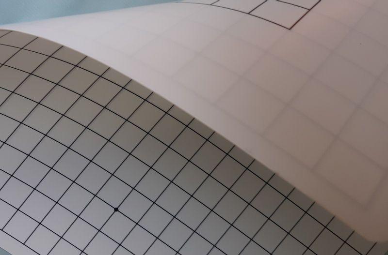 Plastic Go Board 19x19 + 13x13