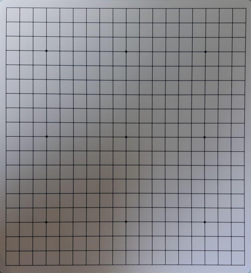 Plastic Go Board 19x19