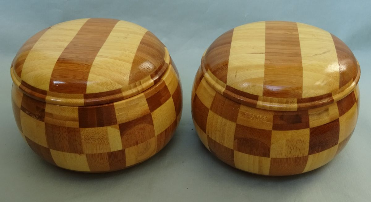 Bowls - Chinese, checked