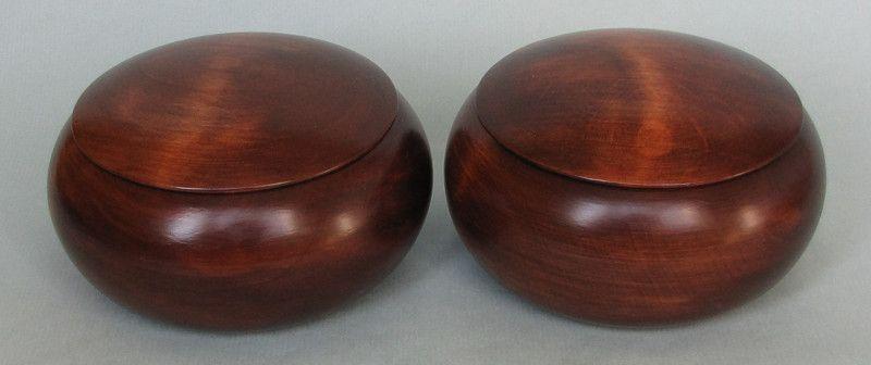 Wooden Bowls - dark