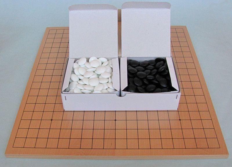 Go Set Basic (board 19x19, 180+180 stones)