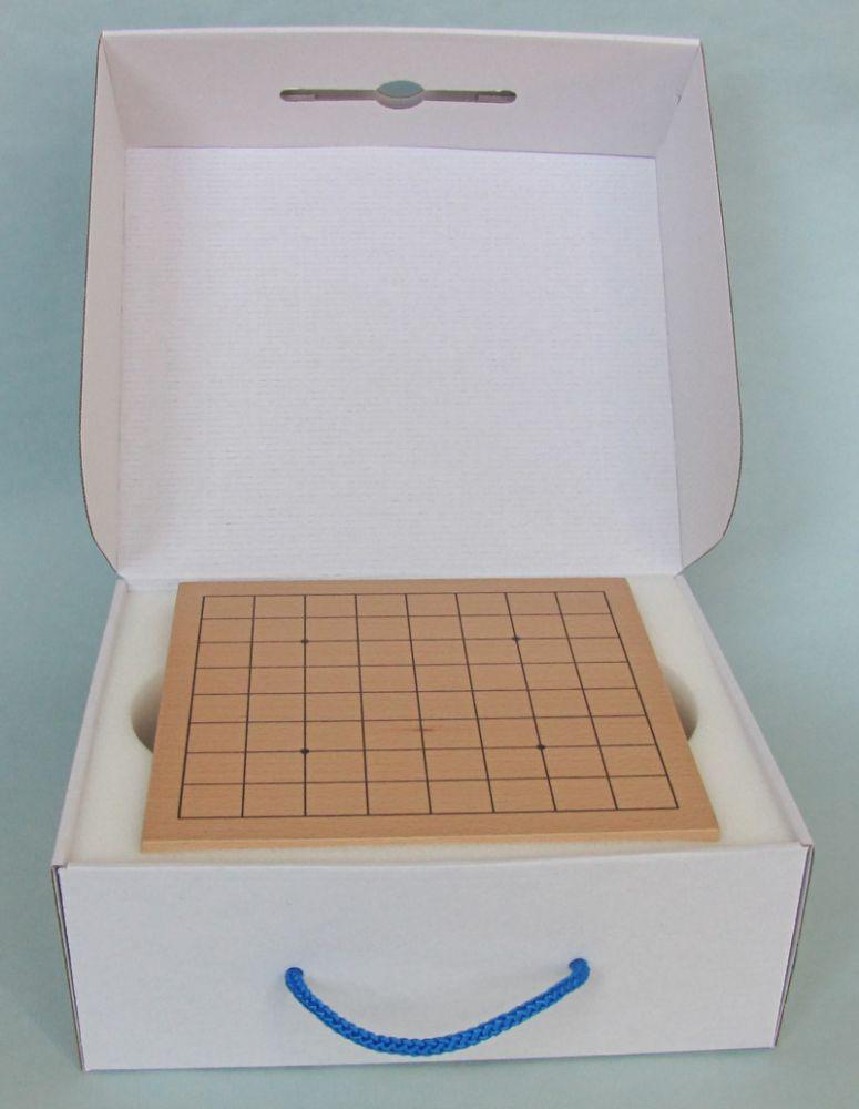 Table Go Set 9x9 (natural bowls)